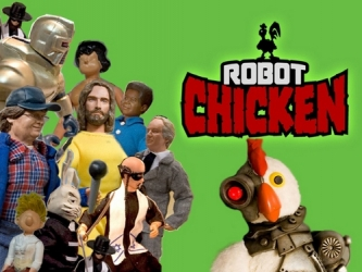 robot chicken Top 10 Mature Animated Shows to Watch While Baked