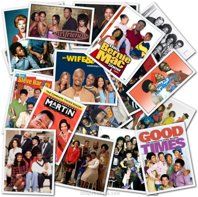 Top ten black sitcoms of all time dzi the voice for Craft shows on tv