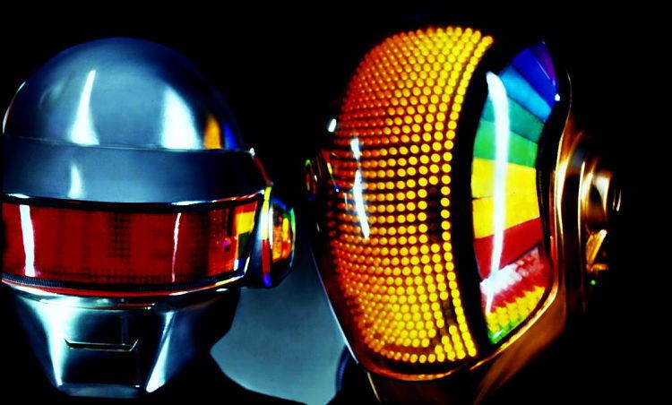 Daft Punk- feature
