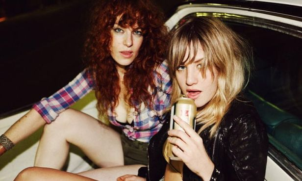 Deap Vally- Feature