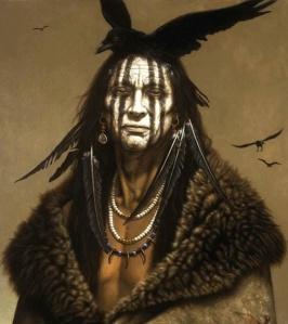 'I Am Crow' by Kirby Sattler
