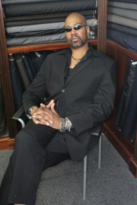 Fashion Designer Franklin Rowe