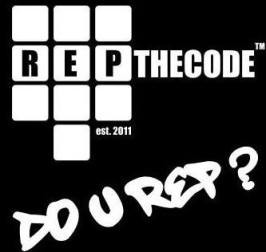 Rep The Code