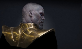 Marvel Universe's Supervillain Thanos
