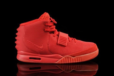"Nike's ""Air Yeezy Red Octobers"""