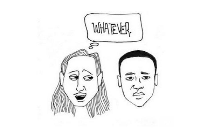 Sayin'Whatever