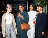 Sasha Peters, Maria Arrington, Sheina Dao, Julia Dao