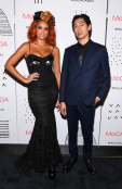 Jillian Hervey & Lucas Good (Photo by Dave Kotinsky)