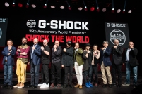 G-SHOCK 35th Anniversary Press Conference _Photo Credit_ Ryan Muir