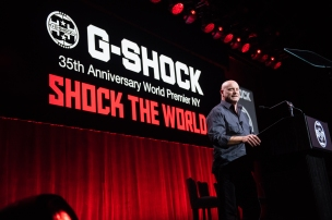 G-SHOCK 35th Anniversary Press Conference_David Johnson_Photo Credit_ Ryan Muir