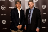 G-SHOCK 35th Anniversary Press Conference_Kazuo Kashio Meeting_Photo Credit_ Ryan Muir