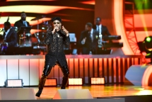 LAS VEGAS, NV - NOVEMBER 05: 2017 Soul Train Awards, presented by BET, at the Orleans Arena on November 5, 2017 in Las Vegas, Nevada. (Photo: Wayne Posner/BET)