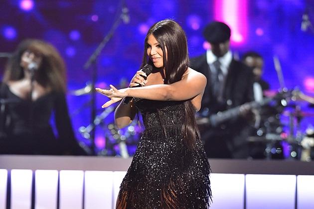 Toni Braxton, SWV, Luke James, Jessie J & More Perform At
