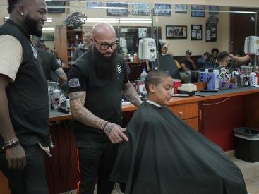 Hair stylist (Ep 3)